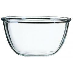 Saladier rond transparent verre 360 cl Ø 24 cm Cocoon Arcoroc