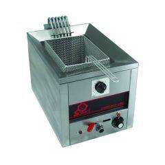 Friteuse frit o matic grise 400v 7 l Sofraca