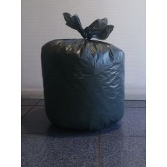 Sac à déchets vert 115x80 cm 30 µm (200 pièces)