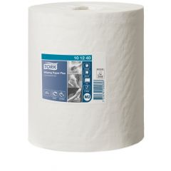 Bobine d'essuyage blanc ouate de cellulose 21,5x35 cm Tork (6 pièces)