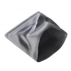 Sachet de frites noir porcelaine rectangulaire 12 cm Les Essentiels Revol