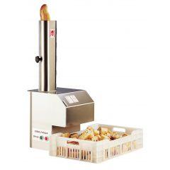 Trancheur à pain tp180 gris 180 tranches par minute 350 W 230v Robot Coupe