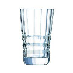 Vase transparent Ø 21,10 cm 22,50 cm Architecte Cristal D'arques