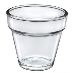 Verrine transparente verre ronde Arome Duralex