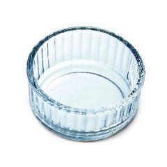Ramequin rond transparent verre 20 cl Ø 10 cm
