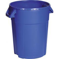 Conteneur bleu plastique 85 l Probbax