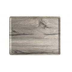 Plateau bois compresse bord profilé Platex