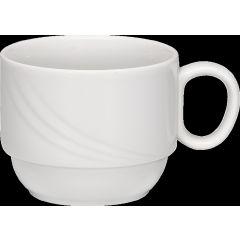 Tasse à thé blanc porcelaine 18 cl Ø 7,90 cm Donna Senior Schonwald