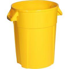 Conteneur jaune plastique 85 l Probbax