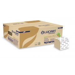 Papier hygiénique beige ouate de cellulose (40 pièces)