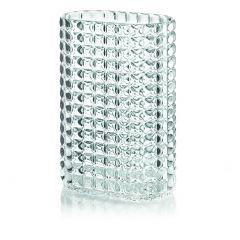 Bol rectangulaire transparent 29 cm Guzzini