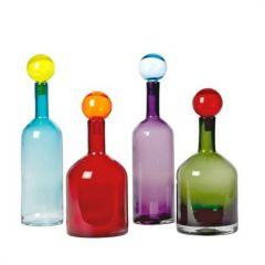 Set bouteilles multicolore Pols Potten (4 pièces)