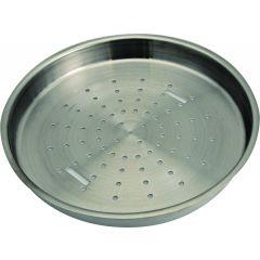 Passoire ronde gris inox Ø 22 cm Compact Pintinox