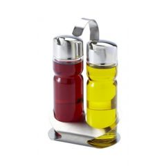 Ménagère huile/vinaigre transparente 19 cm Nova Pro.mundi