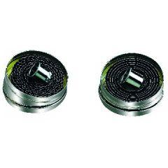 Découpoirs cannelés inox 12,60x13,20 cm Lacor (9 pièces)