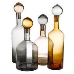 Set bouteilles gris Pols Potten (4 pièces)