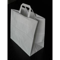 Sac cabas blanc 26x26 cm (250 pièces)
