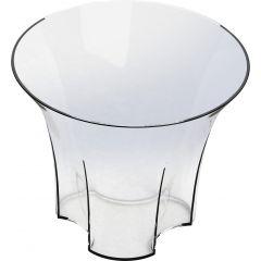 Verrine transparente Ø 6,3 cm 6 cl Pro.mundi (60 pièces)