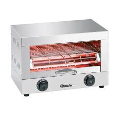 Toaster gris 230v 150 pièces Bartscher