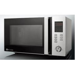 Four micro-ondes gris 28 l 900 W Pro.cooker