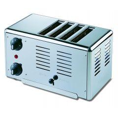 Toaster premier 4t gris 230v 4 pièces Rowlett