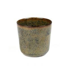 Gobelet à thé indi grey grès 30 cl Ø 9 cm Surface Serax