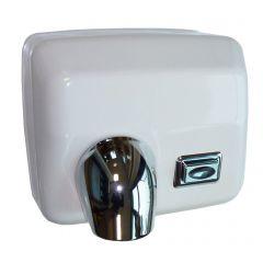 Sèche-mains blanc 2500 W Ouragan Jvd