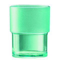 Verre vert 20 cl Vaisselle Copolyester Saint Romain