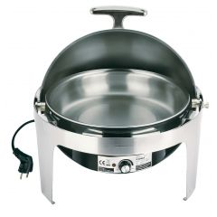 Chafing dish rond 6,8 l