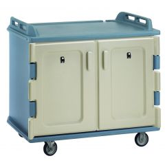 Chariot isotherme gris 83x123,50 cm Shoreline Cambro