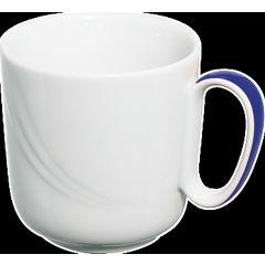 Tasse à déjeuner blanc porcelaine 30 cl Ø 8,50 cm Donna Senior Schonwald