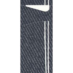 Pochette grise non tissé 8,50x19 cm Plate It Duni (100 pièces)