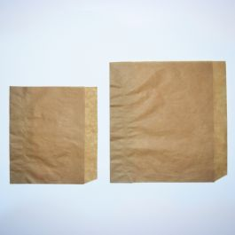 Pochette carrée marron 170 mm (2000 pièces)