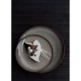 Coupelle ronde beige porcelaine 20 cl Ø 14 cm Splash Ariane