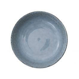 Coupelle ronde bleue grès 35 cl Ø 14 cm Sky Pro.mundi