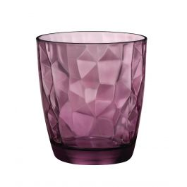 Gobelet violet 30,50 cl Diamond Bormioli Rocco