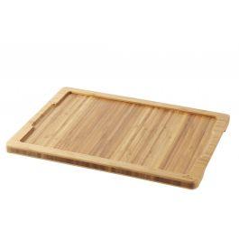 Planche rectangulaire beige bois 28x37,50 cm Basalt Revol
