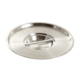 Couvercle inox Ø 45 cm Qualiplus Pro.cooker