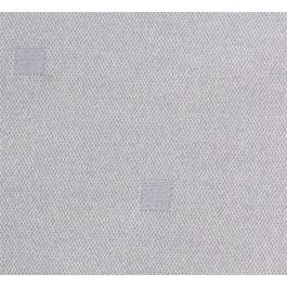 Nappe carrée blanc polyester 85x85 cm Symetry Denantes
