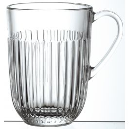 Mug transparent verre 40 cl Ø 85 mm Ouessant La Rochere