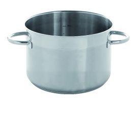 Braisière inox Ø 32 cm 15,20 l Qualiplus Pro.cooker