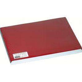 Set de table bordeaux papier 40x30 cm Tisslack Cogir (500 pièces)