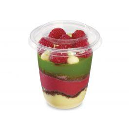 Coupe à dessert transparente Ø 7,60 cm 20 cl Servipack Alphaform (50 pièces)