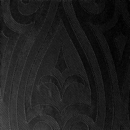 Serviette noire non tissé 48x48 cm Elegance Lily Duni (40 pièces)