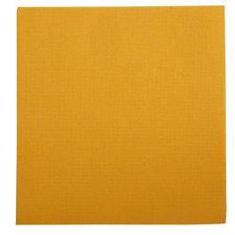 Serviette mandarine ouate de cellulose 38x38 cm Lisah Pro.mundi (50 pièces)