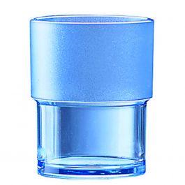 Gobelet bleu 20 cl Vaisselle Copolyester Saint Romain
