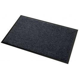 Tapis d'accueil intérieur rectangulaire noir 60x90 cm Tapis Aqua 3m