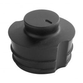 Bouchon de carafe carré noir silicone 65 cm Evento Degrenne