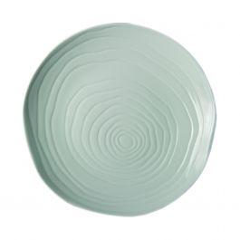 Assiette coupe plate ronde blanc porcelaine Ø 26,50 cm Teck Pillivuyt