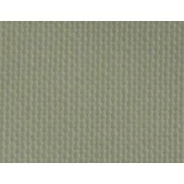 Nappe carrée blanc polyester 130x130 cm Demilys Sonolys